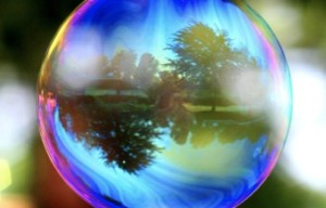 être dans sa bulle - ado
